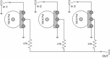 Volume Controller Diagram